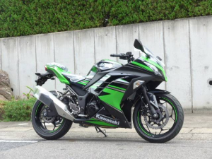カワサキ/Ninja 250 ABS KRT Edition