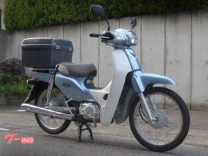 ホンダ/スーパーカブ50 AA04型 ビジネスボックス付