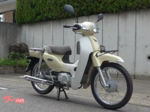 ホンダ/スーパーカブ110 フロントキャリア・インナーラック付