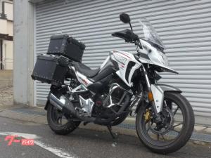 ホンダ/CB190X ETC付 3ボックス標準装備