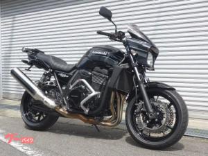 カワサキ/ZRX1200 DAEG ブラックエディション ETC Gヒーター