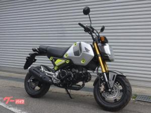 ホンダ/グロム 2021 5速モデル