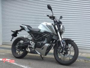 ホンダ/CB125R ABS ハリケーンハンドルキット リゾマグリップ