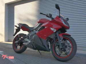 カワサキ/Ninja 400R ヘルメットホルダー