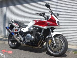 ホンダ/CB1300Super ボルドール TSRマフラー ETC グリップヒーター