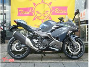 カワサキ/Ninja 400 2022モデル・LEDヘッドライトモデル