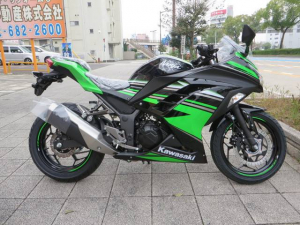 カワサキ/Ninja 250 KRT Edtion