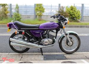カワサキ/750SS H2C レストア車
