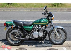 カワサキ/Z1000 KZ1000 外装NEWペイント マフラー新品 リムスポーク新品 ハブバフ掛け Z2ミラー新品