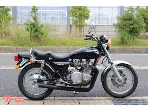 カワサキ/Z900 外装NEWペイント 新品機械曲げマフラー スポークリム新品 チェーン新品