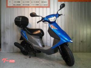 スズキ/アドレスV125G 規制前K7モデル