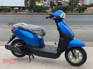 ホンダ/タクト・ベーシック 2021年 ブルー