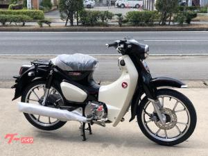 ホンダ/スーパーカブC125 ニューカラー