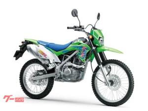 カワサキ/KLX150L 2021年モデル ニューカラー