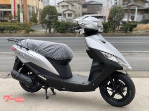 スズキ/アドレス125 2021年モデル フラットシート仕様