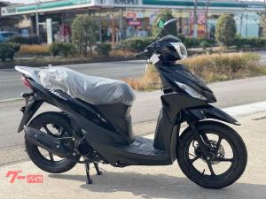 スズキ/アドレス110 2021年モデル ブラック