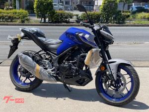 ヤマハ/MT-25 2021年モデル ブルー
