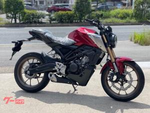 ホンダ/CB125R 2021年 新型 ABS