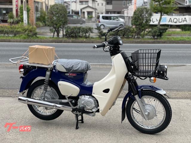 ホンダ スーパーカブ110プロの画像(愛知県