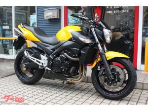 スズキ/GSR400 ABS ヨシムラマフラー ETC付き