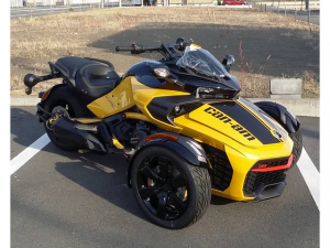 BRP/can-am SPYDER F3-S DAYTONA 500 2017モデル