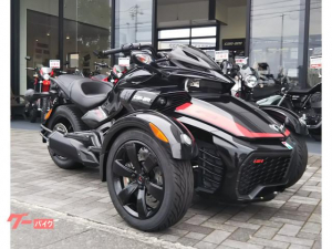 BRP/can-am SPYDER F3 2018年モデル