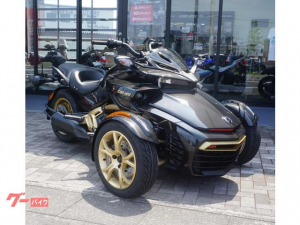 BRP/can-am SPYDER F3-S 10周年モデル