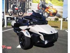 BRP/can-am SPYDER RT 2020年モデル