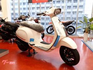 VESPA/スプリント150ABS カーボン 新車