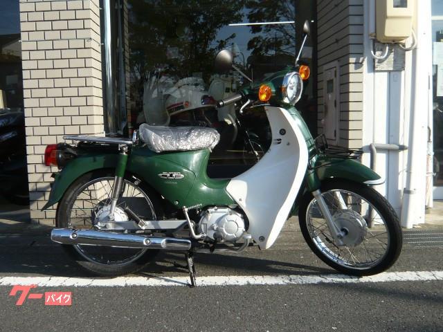 ホンダ スーパーカブ110の画像(静岡県