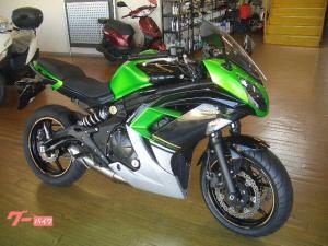 カワサキ/Ninja 400 スペシャルエディション ETC フロントタイヤ新品