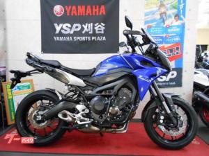 ヤマハ/トレイサー900(MT-09トレイサー)グリップヒーター エンジンガード