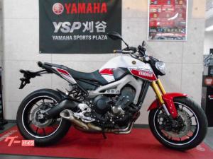 ヤマハ/MT-09 ABS オーセンティック外装 ラジエターガード