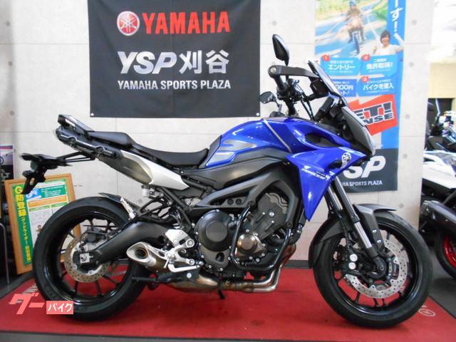 ヤマハ トレイサー900(MT-09トレイサー)グリップヒーター エンジンガードの画像(愛知県