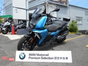 BMW/C400X ETC付き