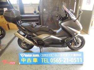 ヤマハ/TMAX530 IRON MAX
