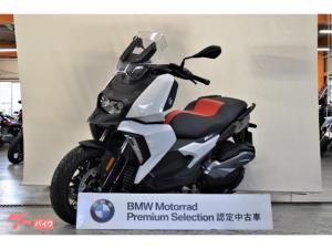 BMW/C400X ホワイト