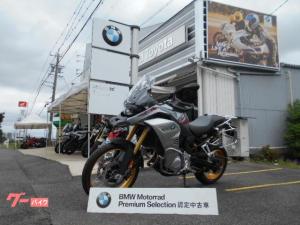 BMW/F850GS Adventure ケースステー付き