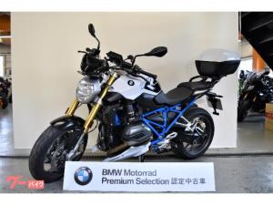 BMW/R1200R 純正アクラポヴィッチマフラー 2018年式 トップケース付き
