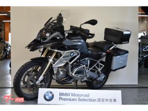 BMW/R1200GS エクスクルーシブ 3点パニア エンジンガード タンクバッグ オートシフター クルーーズコントロール