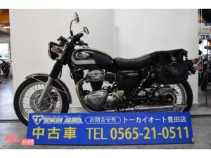 カワサキ/W800 サイドバック付き  ETC グリップヒーター