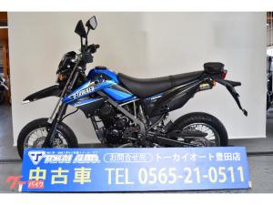 カワサキ/Dトラッカー125 単気筒 モタード