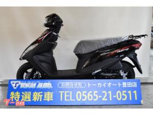 スズキ/アドレス125 SEPエンジン リヤキャリア