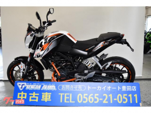 KTM/200デューク エンジンガード スタンドフック