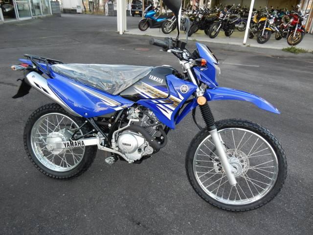 ヤマハ XTZ125の画像(静岡県