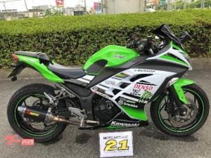 カワサキ/Ninja 250 ABS スペシャルエディション 30周年記念モデル