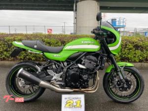 カワサキ/Z900RSカフェ アクラポビッチスリップオン