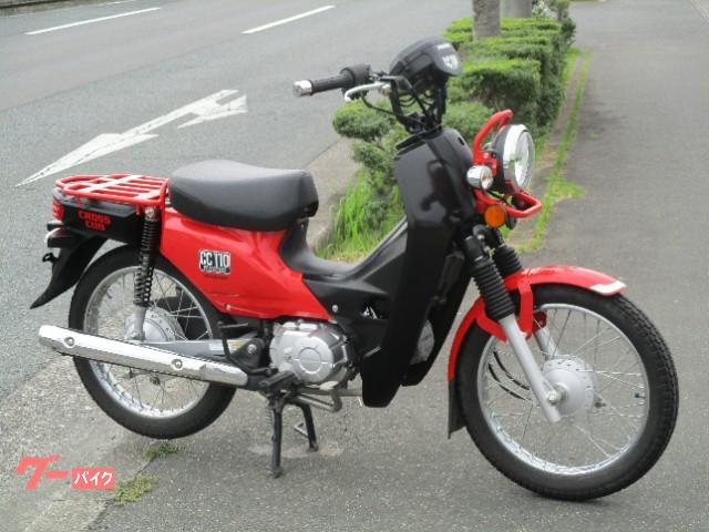 ホンダ クロスカブ110の画像(静岡県