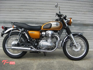 カワサキ/W800