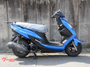 スズキ/スウィッシュリミテッド 新車 トリトンブルー キーシャッター グリップヒーター シートヒーター DC電源 LEDヘッドライ